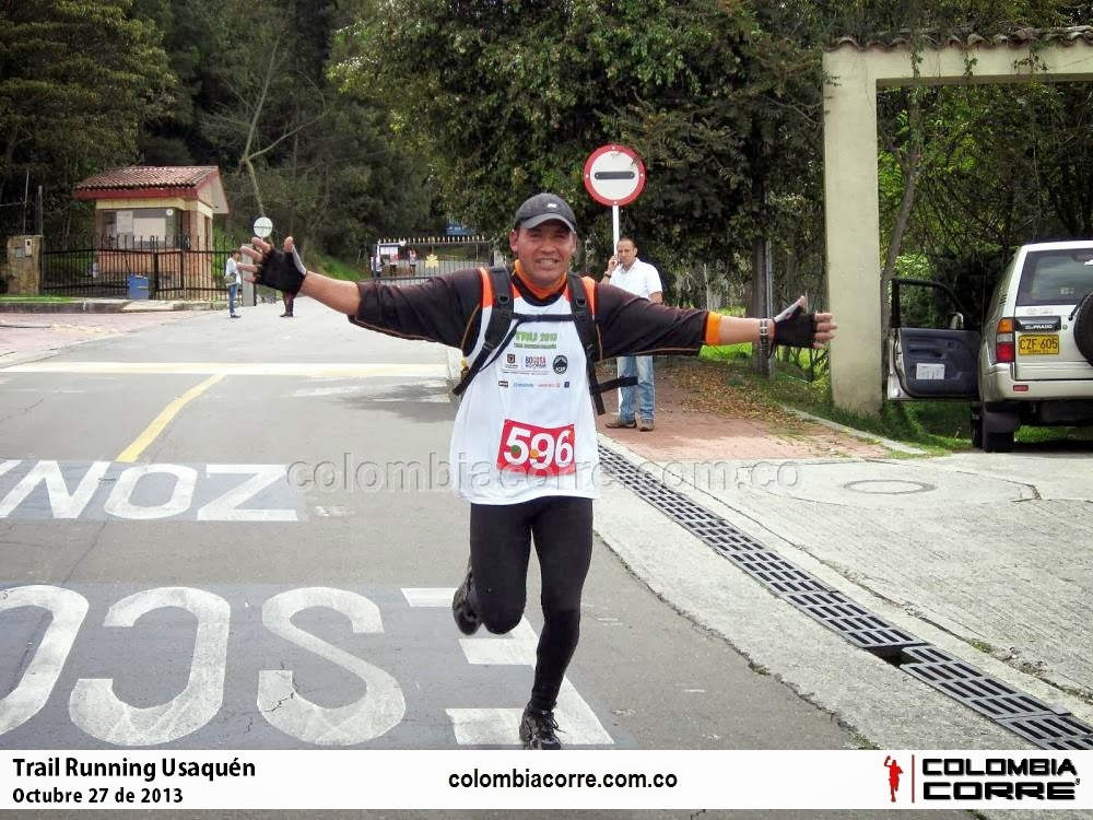 trail running usaquen 2013