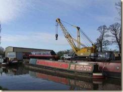 Stretton Boatyard