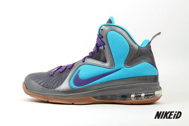 Nike LeBron 9 iD: Five Different Real Shoe Samples | NIKE LEBRON ...