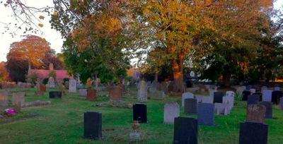 Graveyard Wardinton UK