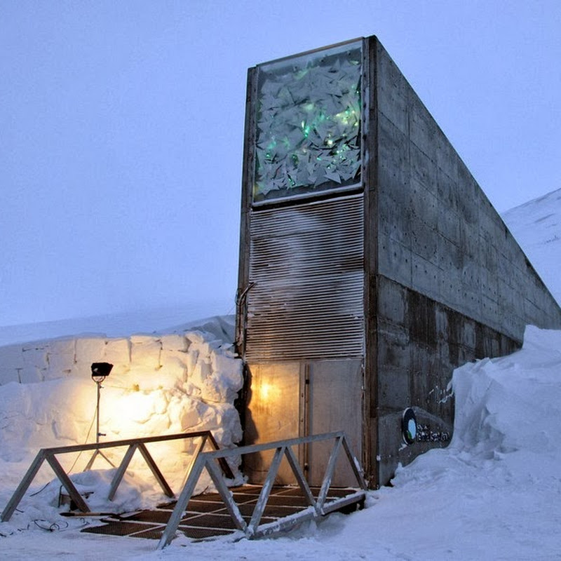 Preparing for the Apocalypse: Svalbard Global Seed Vault