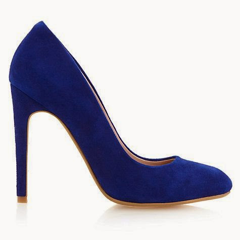 Dune Barmy shoes blue
