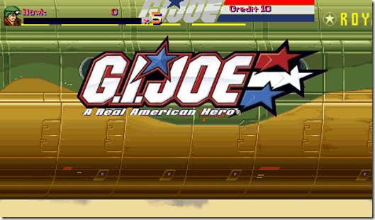 G.I.JOE a real american hero (free fan game) (3)