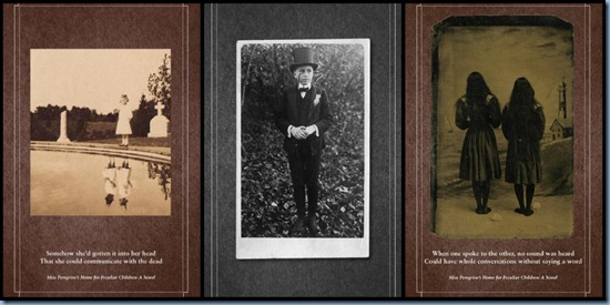 Miss Peregrine's Pics Picnik collage