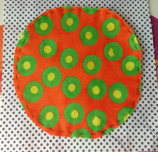 Applique Circle 1