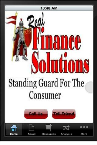 Real Finance Solutions