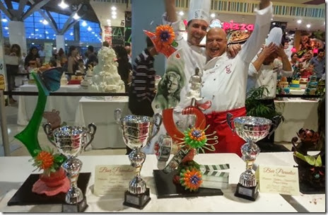 Fiera Cake Design Milano 2018 : Tommaso Molara ritorna vincitore dalla Fiera ...