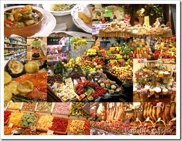 Barcelone gourmand