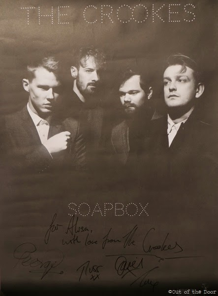 poster the crookes