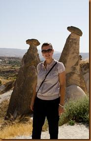 Cappadocia, Neily our guide