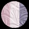 Минерални сенки за очи, Наситено лилаво