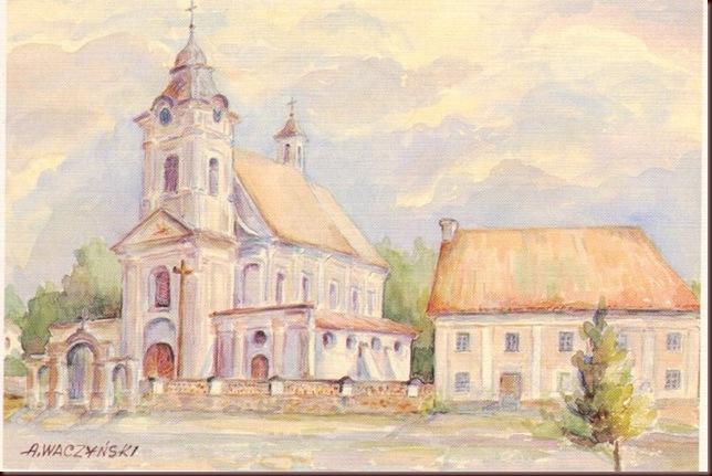 Albin_Waczyński_La_iglesia_y_el_monasterio_dominicano _del_siglo_XVIII