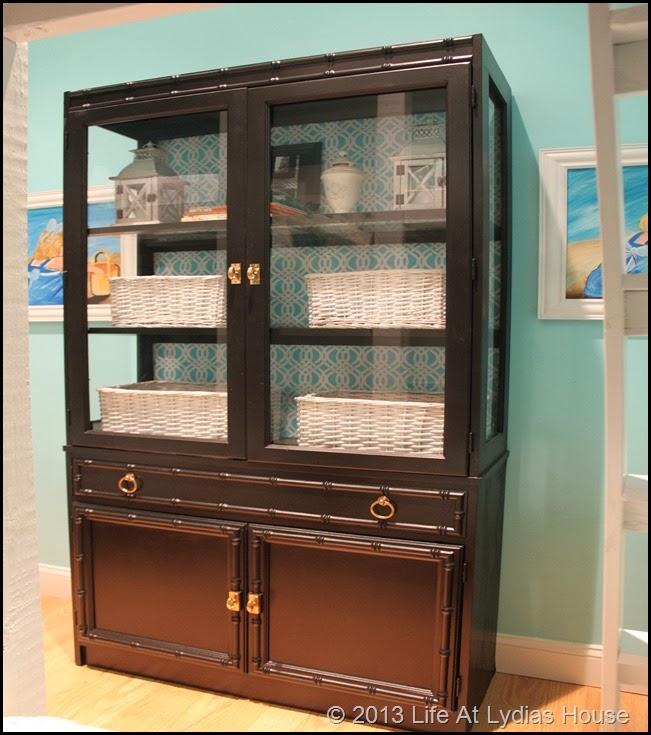 bunk cabinet 1
