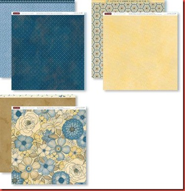 Pemberley Paper pack  X7148B