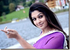 Actress Nayanthara in Reporter Tamil Movie Stills