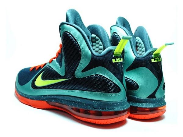 Nike LeBron 9 8220PreHeat8221 Early Miami Release Info