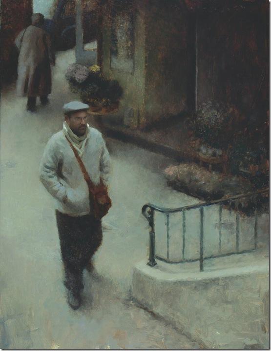 Monsieur de Montmarte_40x30b_300