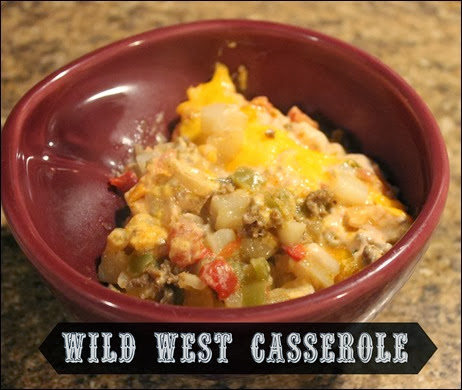 Many Waters WW Casserole Dished Up