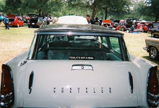 1959 Chrysler New Yorker Wagon