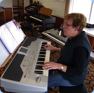 Yvonne Moller gave the Korg Pa1X a work-out.