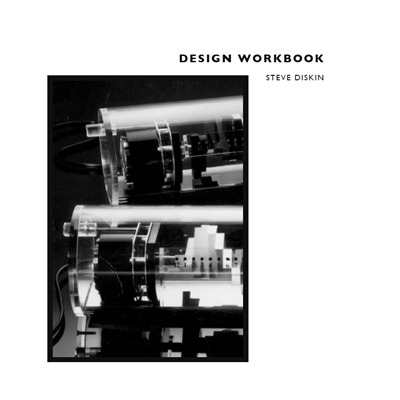Design Workbook by Steve Diskin, cover