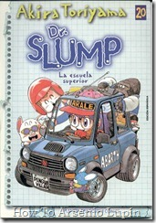 P00020 - Dr. Slump #20