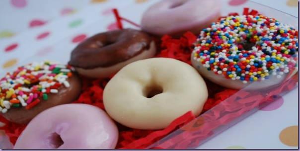 Sabonetes-Donuts