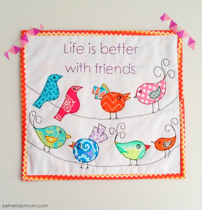 Life if better with friends @ sameliasmum.com