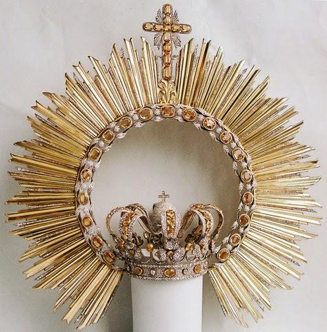 Corona de Nuestra Señora de Atocha