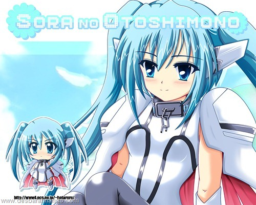 Sora no otoshimono anime wallpapers papeis de parede anime download desbaratinando  (18)