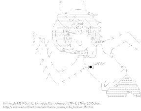 [AA]Yuzurizaki Nero (Tantei Opera Milky Holmes)