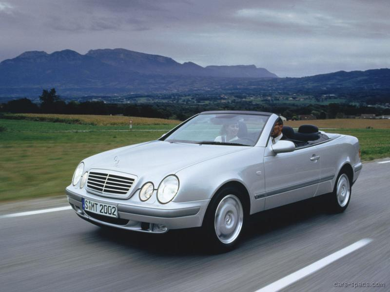 2000 mercedes benz clk class convertible specifications pictures prices. Black Bedroom Furniture Sets. Home Design Ideas