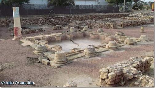 Domus romana - Ciudad romana de Ilici - Elche