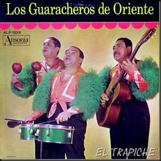 GUARACHEROS DE ORIENTE, FRONT
