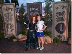 Disneyland Half Marathon Merida