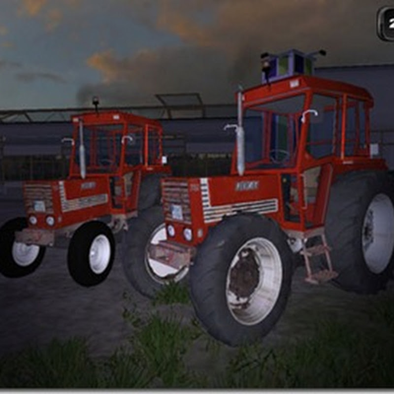 Farming simulator 2011 - Fiat 780 v1.1 Pack Mod