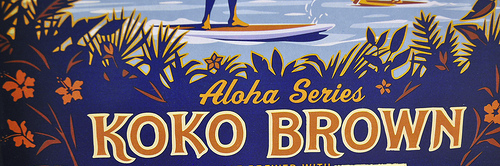 image of Kona's Koko Brown Ale courtesy of our Flickr page