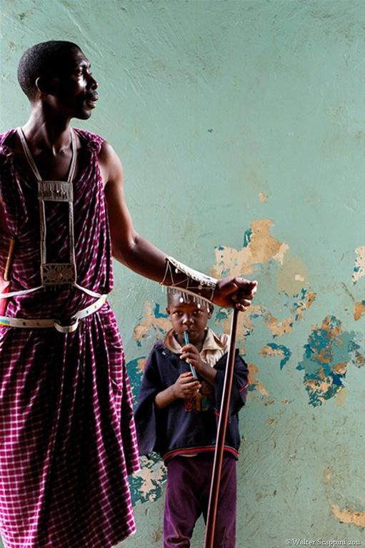 Masai Dance Scappini