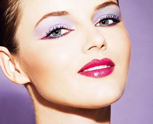maquillaje de invierno