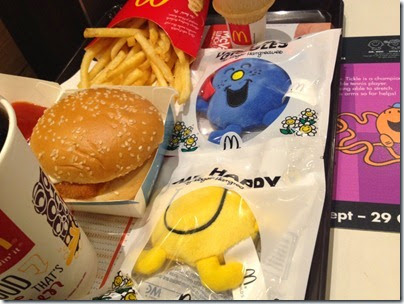 McDonald's X Mr Man Little Miss