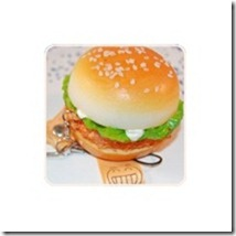 kawaii-squishy-burger-crispy-chicken-with-lettuce-tomato-sandwich-with-strap-cell-phone-charm