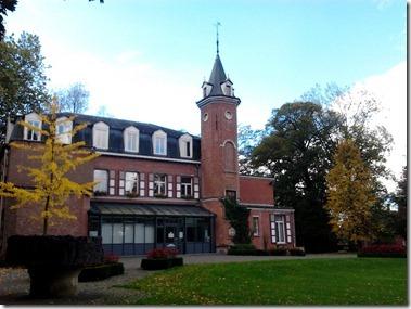 ブレヒト町役場