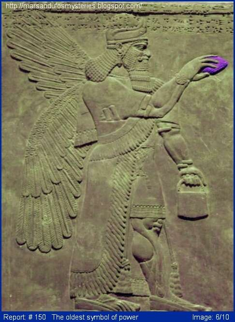 Anunnaki Power Artifact