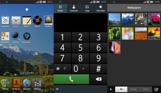 Tizen Mobile OS