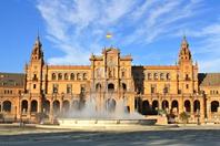 Praça de Espanha, Sevilla