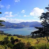 The South Sea Garden at Larnach Castle - Otago Peninsula, New Zealand