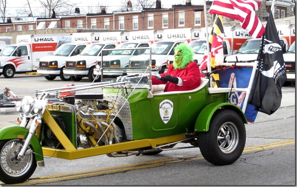 Hampden Xmas Parade