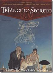 P00005 - El triangulo secreto #5