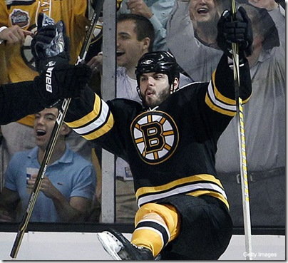 APTOPIX Lightning Bruins Hockey