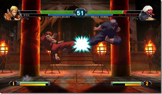 King Of Fighter Steam 01